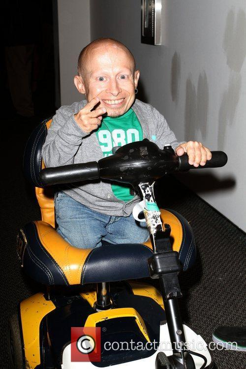 Verne Troyer Get Lucky for Lupus LA! at...