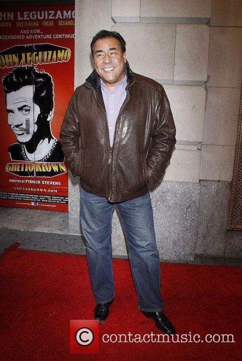 John Quinones  Opening Night of the Broadway...