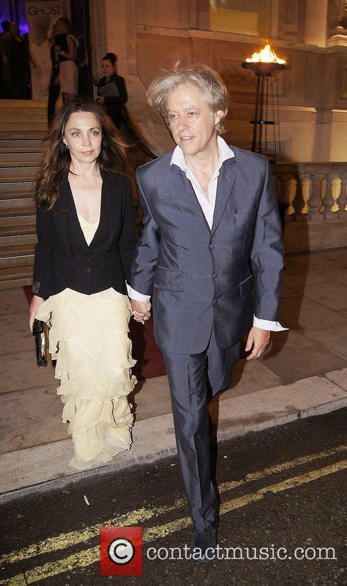 Bob Geldof and Jeanne Marine 6