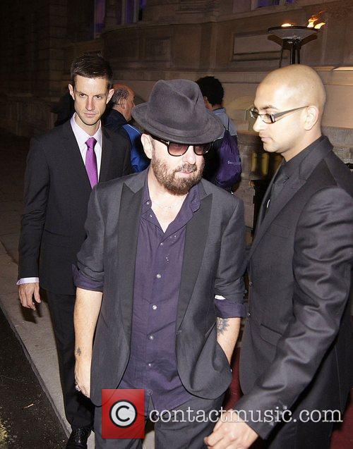 Dave Stewart  Press night for 'Ghost: The...