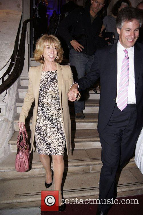 Helen Worth  Press night for 'Ghost: The...