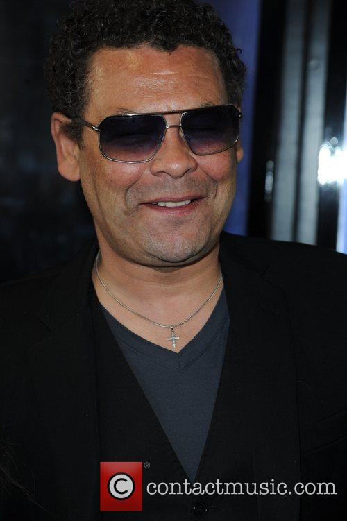 Craig Charles  arrives for the world premiere...