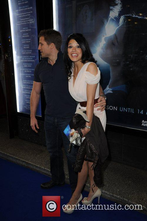 Natalie Anderson, Guest  arrive for the world...