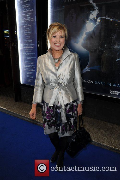 Arrives for the world premiere of 'Ghost' at...