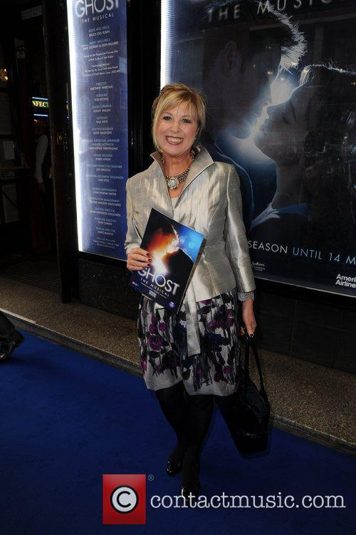 Susie Meacock  arrives for the world premiere...