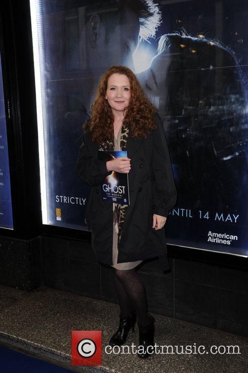 Jenny Mcalpine 'Ghost' world premiere at the Opera...