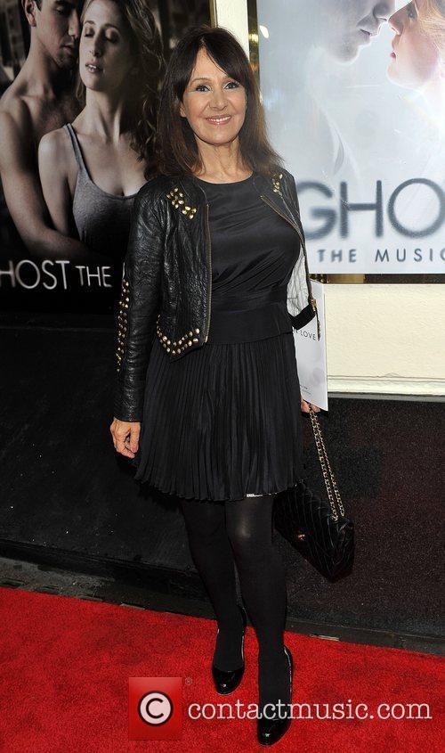 Arlene Phillips press night for 'Ghost: The Musical'...
