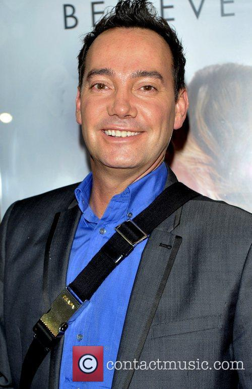 Craig Revel Horwood press night for 'Ghost: The...