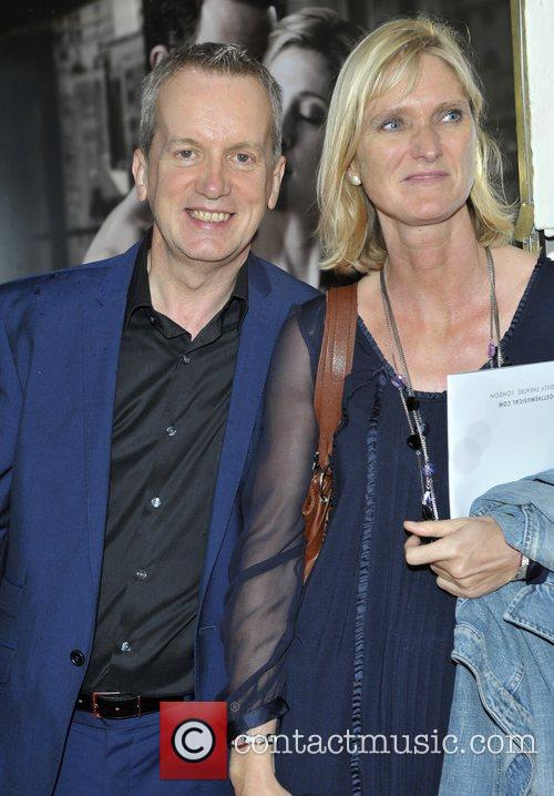 Frank Skinner and Guest press night for 'Ghost:...