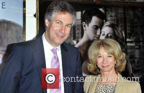 Guest and Helen Worth press night for 'Ghost:...