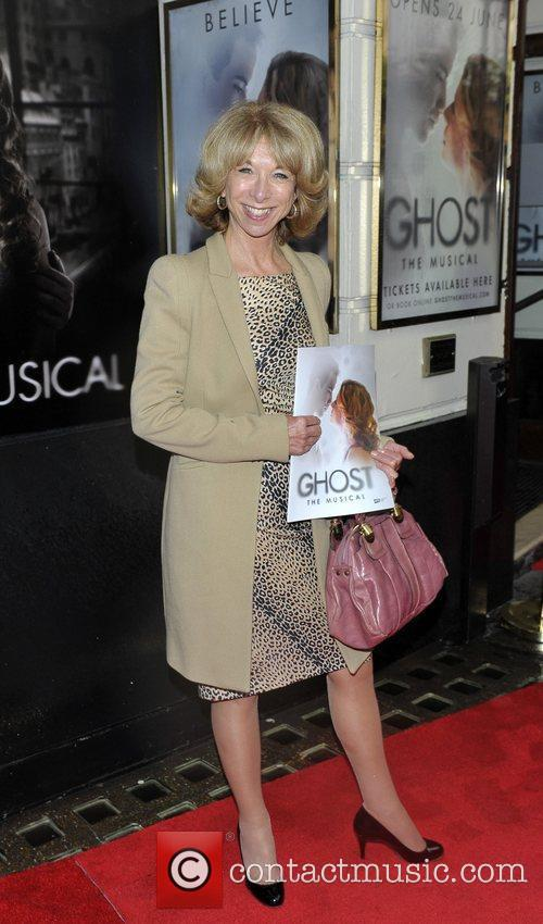Press night for 'Ghost: The Musical' held at...