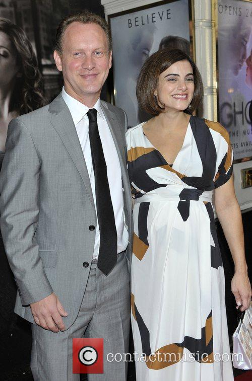 Matthew Warchus and Guest press night for 'Ghost:...
