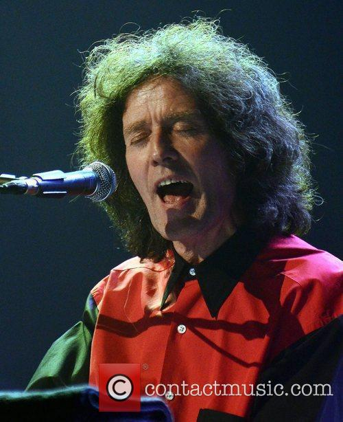 Gilbert O'Sullivan performs live at The Olympia.