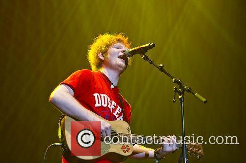 Ed Sheeran and Wembley Arena 9