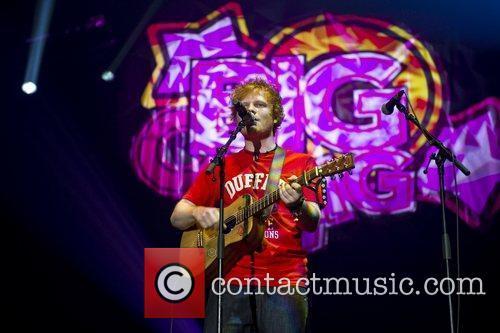 Ed Sheeran and Wembley Arena 11