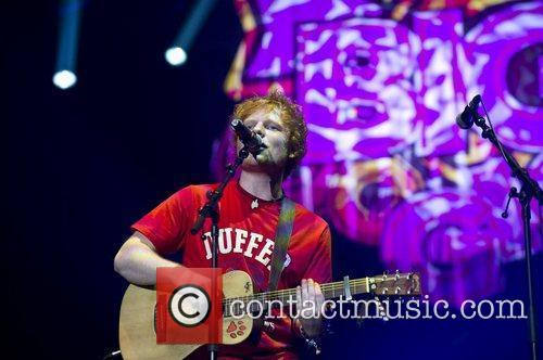Ed Sheeran and Wembley Arena 11