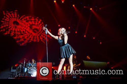 Pixie Lott and Wembley Arena 18