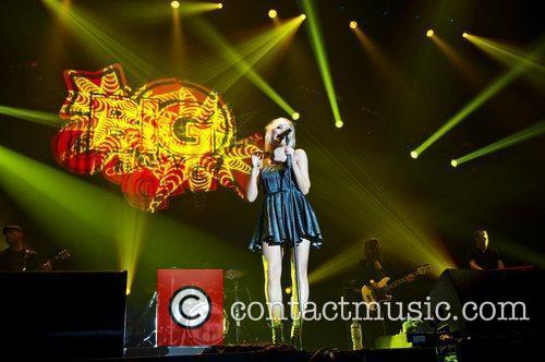 Pixie Lott and Wembley Arena 21