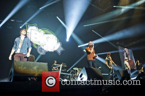 The Wanted, Wembley Arena
