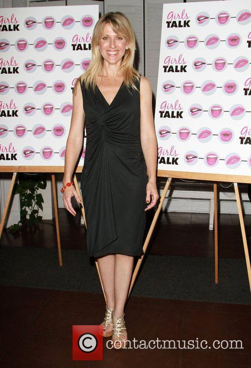 Andrea Bendewald The opening night of 'Girls Talk'...