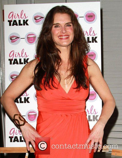 The opening night of 'Girls Talk' starring Brooke...