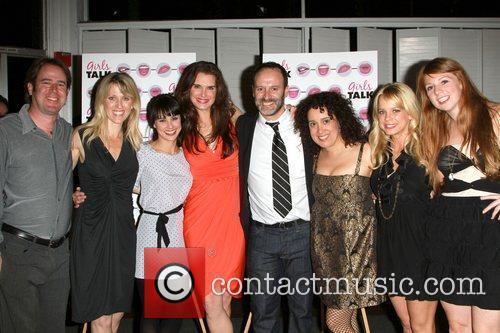 David Elzer, Andrea Bendewald, Constance Zimmer, Brooke Shields,...