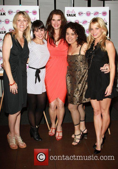 Andrea Bendewald, Constance Zimmer, Brooke Shields, Eileen Galindo...