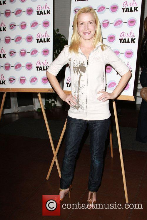Angela Kinsey The opening night of 'Girls Talk'...