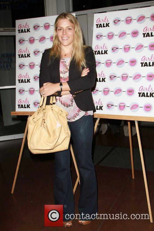 Busy Phillips The opening night of 'Girls Talk'...