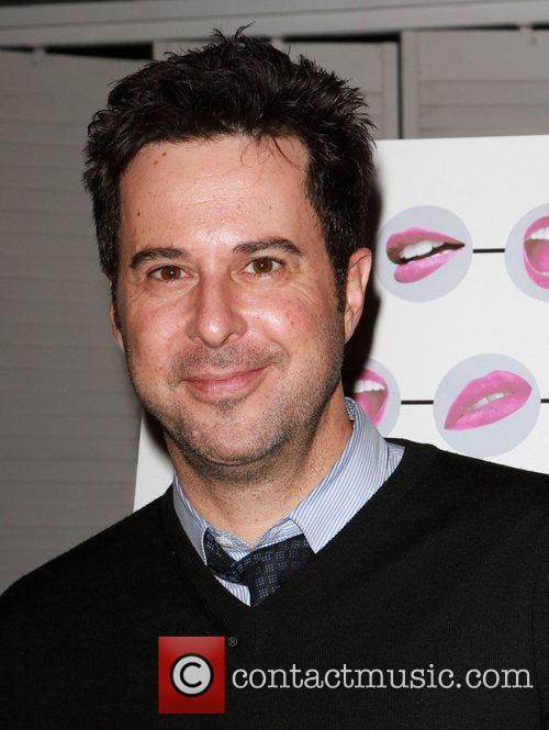 Jonathan Silverman The opening night of 'Girls Talk'...
