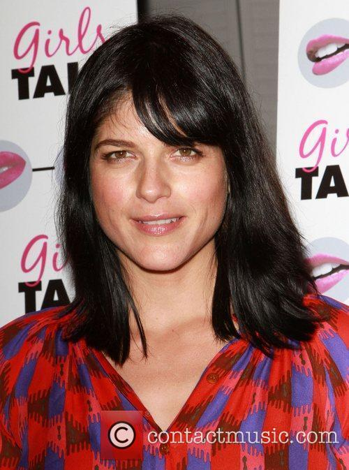 Selma Blair The opening night of 'Girls Talk'...