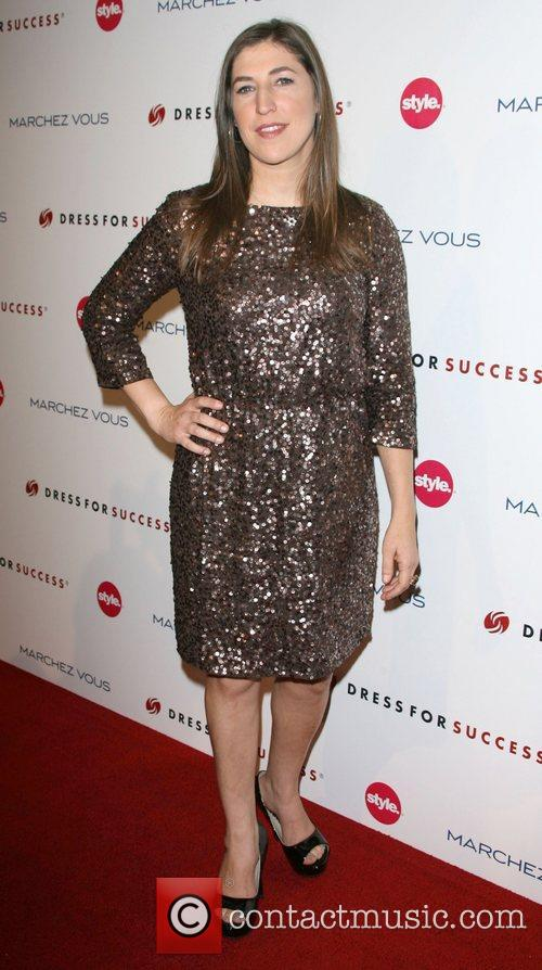 Mayim Bialik 3rd Annual Give & Get Fete...