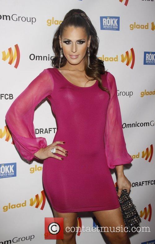 Carmen Carrera The 2011 GLAAD Amplifier Awards, honoring...