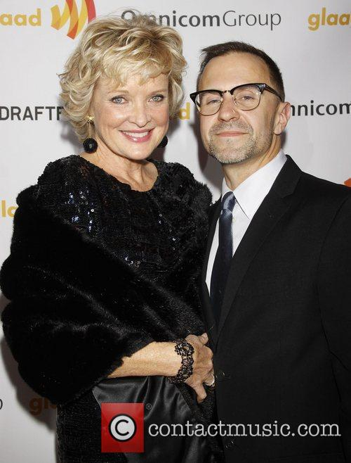 Christine Ebersole and Michael Borowski The 2011 GLAAD...