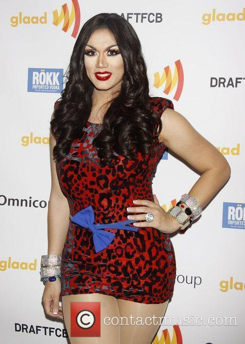 Manila Luzon The 2011 GLAAD Amplifier Awards, honoring...