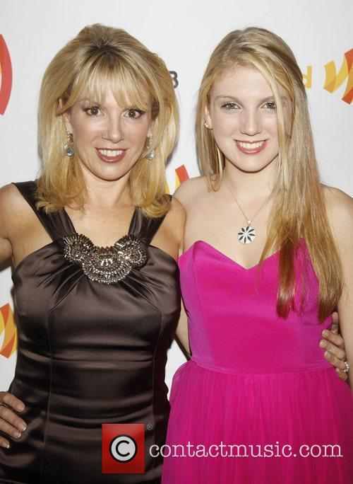 Ramona Singer and Avery Singer The 2011 GLAAD...