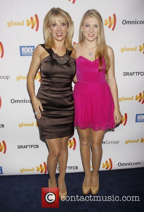 Ramona Singer and Avery Singer
