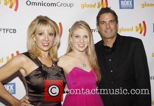 Ramona Singer, Avery Singer and Mario Singer...
