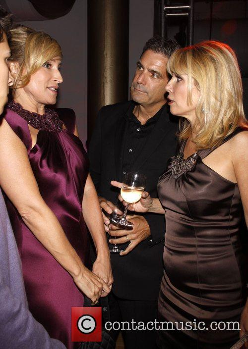 Sonja Morgan, Mario Singer and Ramona Singer The...
