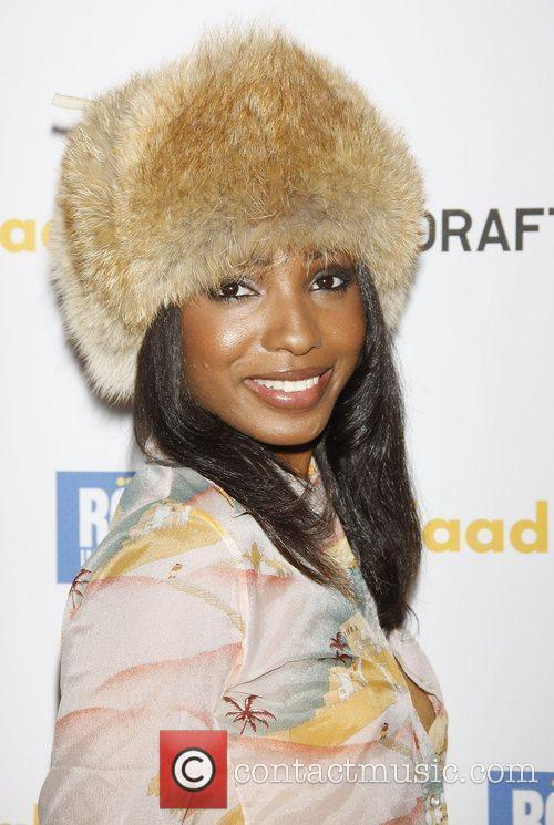 Wynter Gordon The 2011 GLAAD Amplifier Awards, honoring...