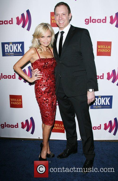 Kristin Chenoweth and Guest 22nd Annual GLAAD Media...