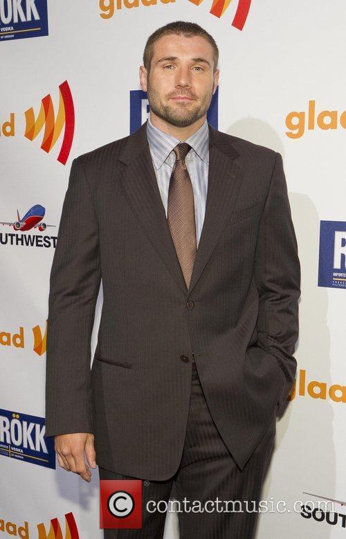 Ben Cohen 22nd Annual GLAAD Media Awards at...