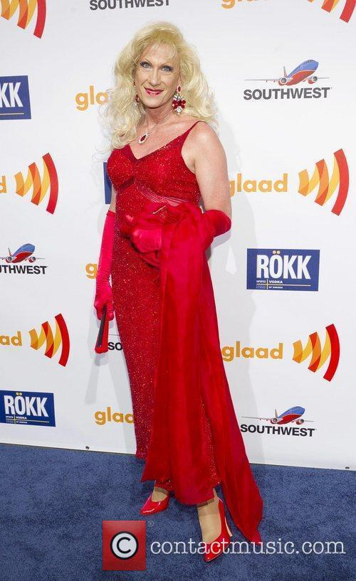 Donna Sachet 22nd Annual GLAAD Media Awards at...