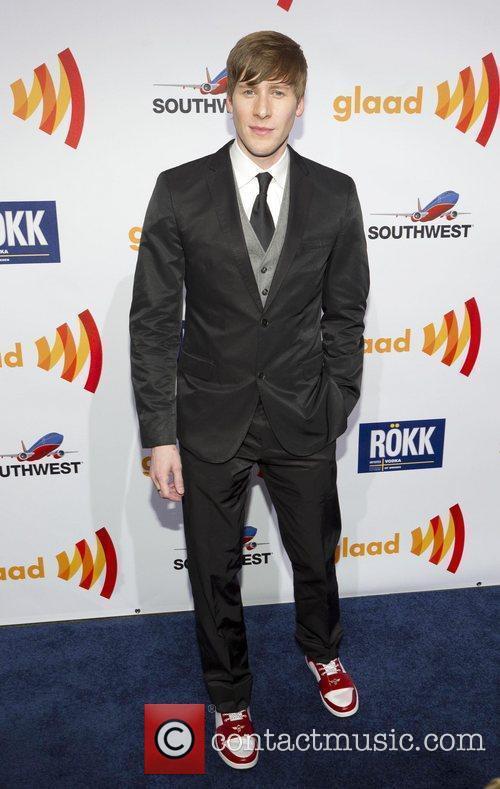 Dustin Lance Black 22nd Annual GLAAD Media Awards...