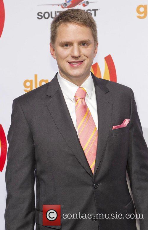 Joel Burns 22nd Annual GLAAD Media Awards at...