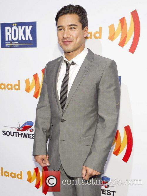 Mario Lopez 22nd Annual GLAAD Media Awards at...
