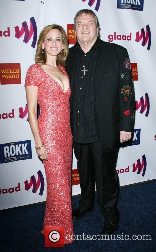 Marlee Matlin and Meat Loaf 3