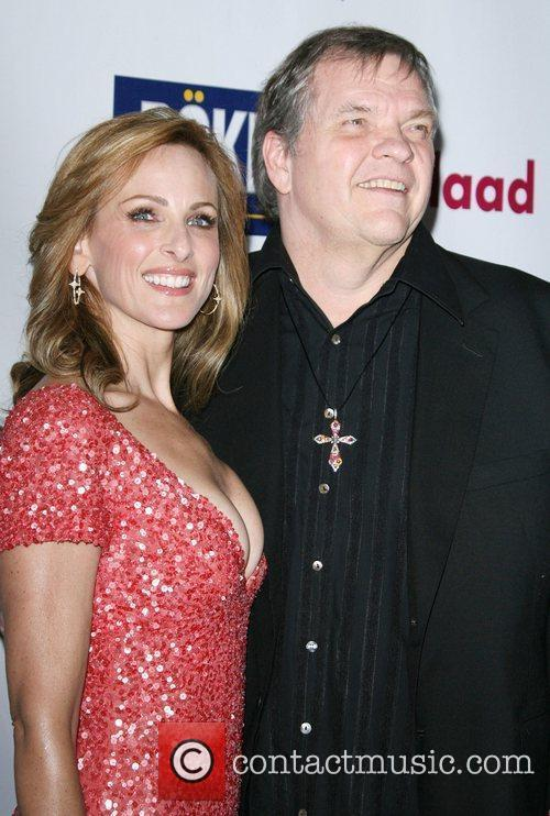 Marlee Matlin and Meat Loaf 1
