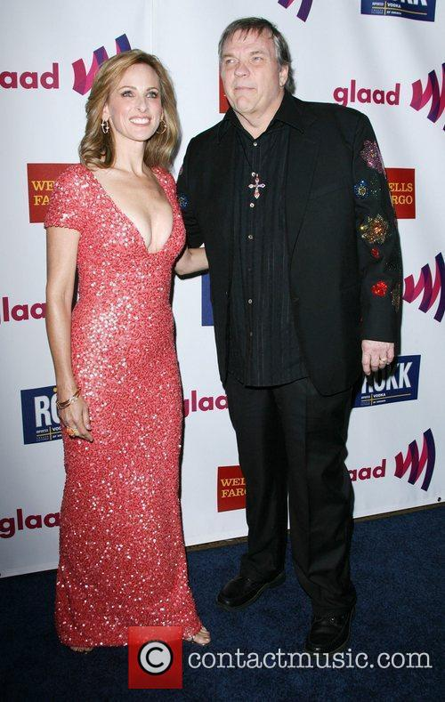 Marlee Matlin and Meat Loaf 2