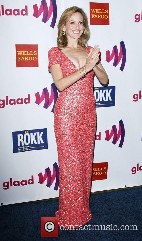 Marlee Matlin 22nd Annual GLAAD Media Awards held...